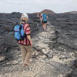 Lava walk