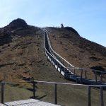 Vejen til Bartolomé summit
