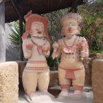 Intinan museum - figurer